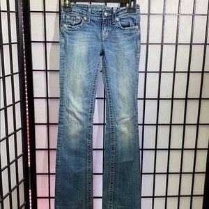 🌼Miss Me Girls Jeans Boot Size 14🌼